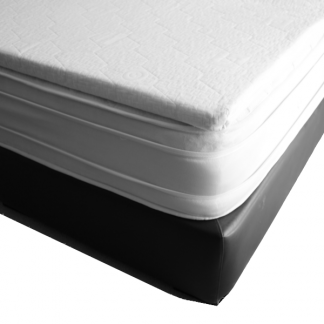 Our Memory Foam Mattress Topper features memory foam with white soft touch quilted cover.